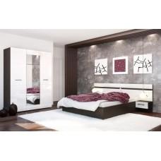 """Кровать """"Ненси"""" 1400 гибкое основание"""