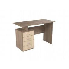 Стол письменный с 4 ящиками