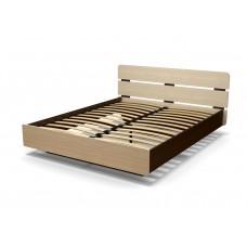 """Кровать 160 """"ЖАННА"""" с ортопедическим основанием"""