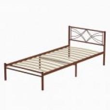 Кровать РАДУГА-М металлическая