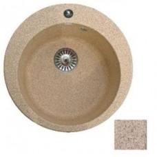 Мойка GRANMILL из искусственного камня песочная 21 (510 мм)