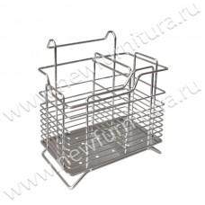 Корзина для столовых приборов CWJ301 ALBA 150x115x185мм