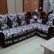 """Угловой диван """"Император"""" с креслом кроватью"""