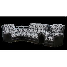 """Угловой диван с креслом """"Вояж"""""""