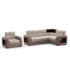 """Угловой диван с креслом """"Гранд"""""""