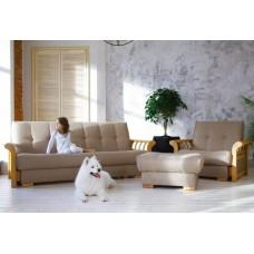 Комплект мягкой мебели «Пальмира»