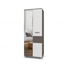 Шкаф 2-х дв. с зерк. «Виора В21»